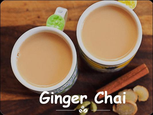 Ginger Premix Tea