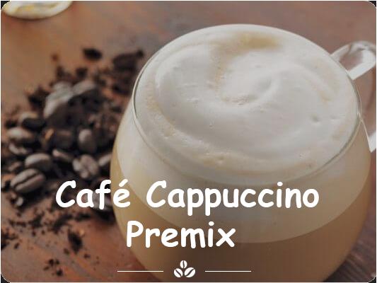 Café Cappuccino Premix
