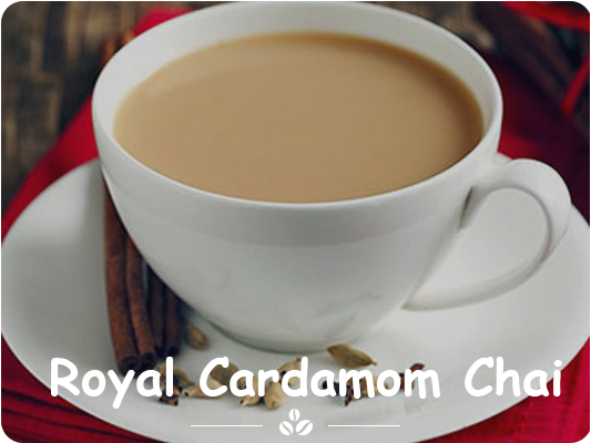 Royal Cardamom Tea Premix
