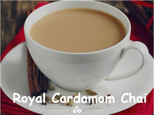 Royal Cardamom Tea Premix