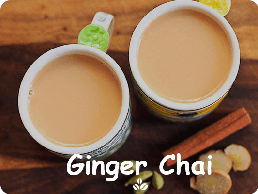 Ginger Tea Premix Powder