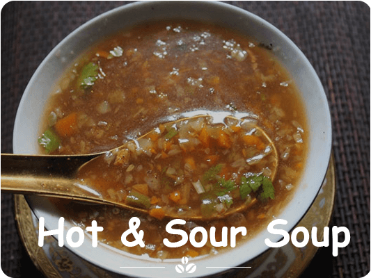 HOT & SOUR SOUP PREMIX