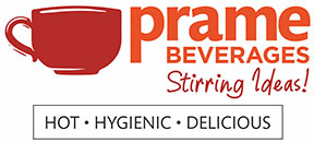 prame beverages Logo